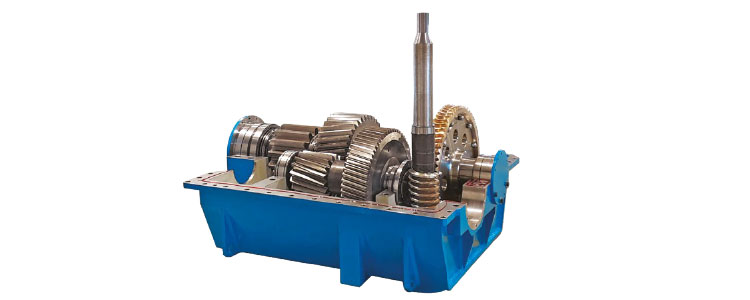 Transmission systems/Gearbox units